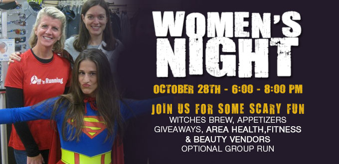 Halloween Women's Night