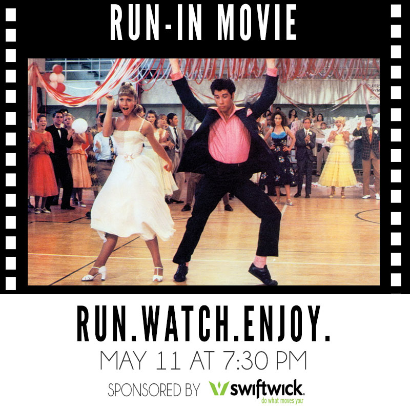 Run-In Movie and Sock Hop with Swiftwick